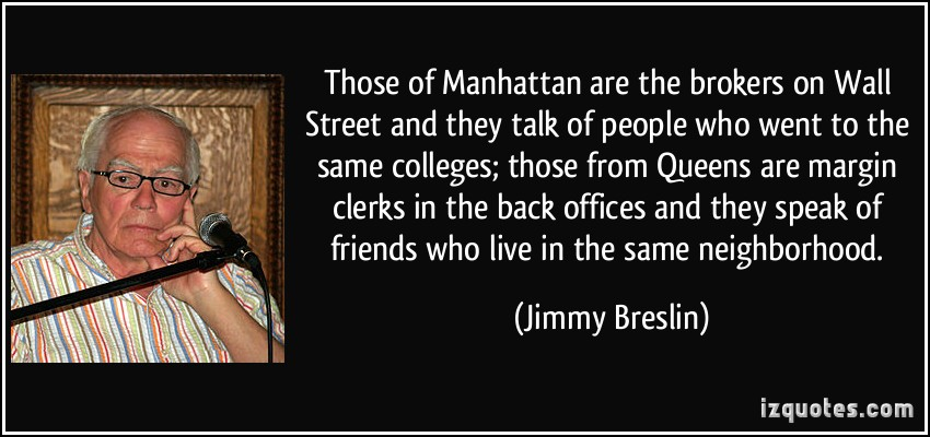 Jimmy Breslin's quote #4