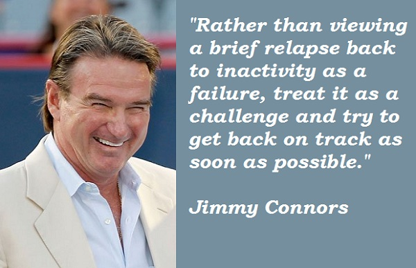 Jimmy Connors's quote #2
