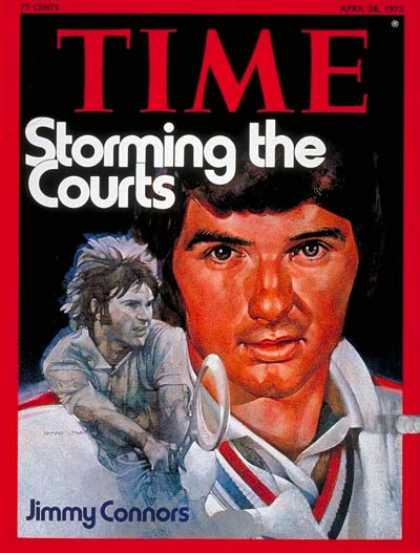 Jimmy Connors's quote #3