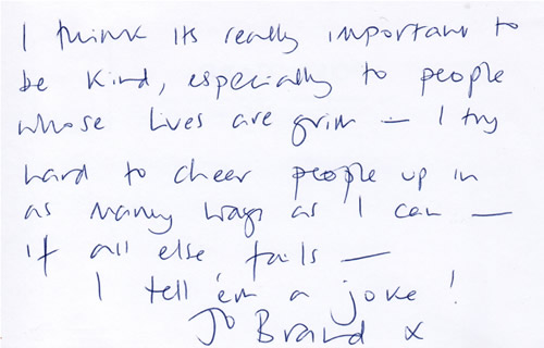Jo Brand's quote #5