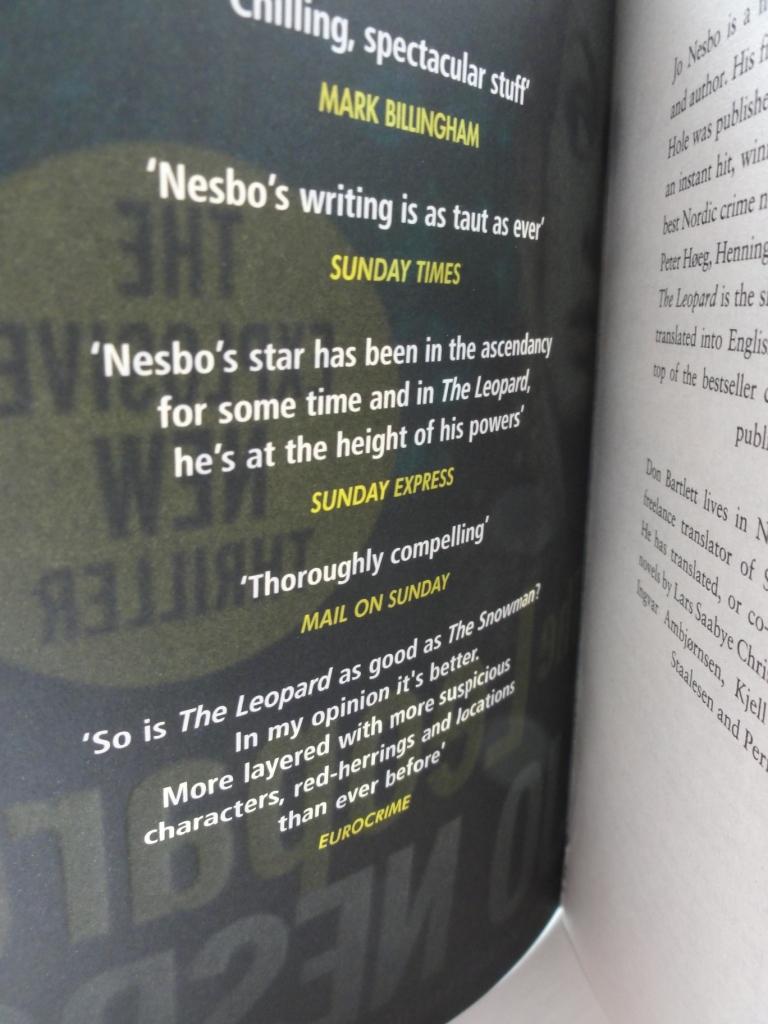 Jo Nesbo's quote #6