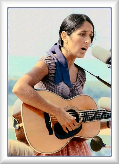 Joan Baez's quote #1