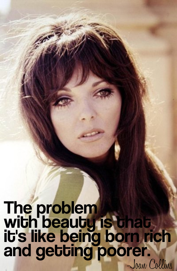 Joan Collins's quote #7