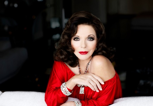 Joan Collins's quote #1