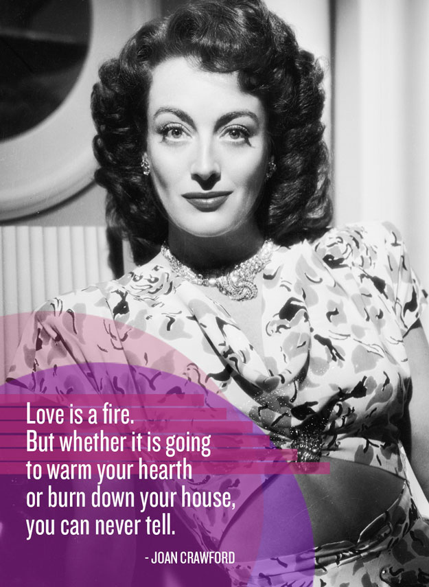 Joan Crawford quote #1