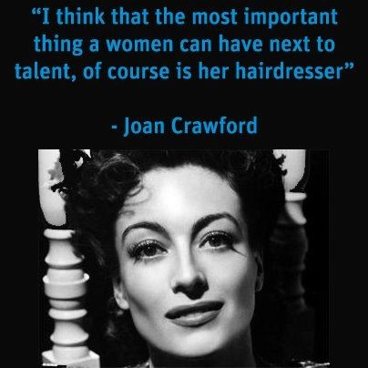 Joan Crawford quote #2