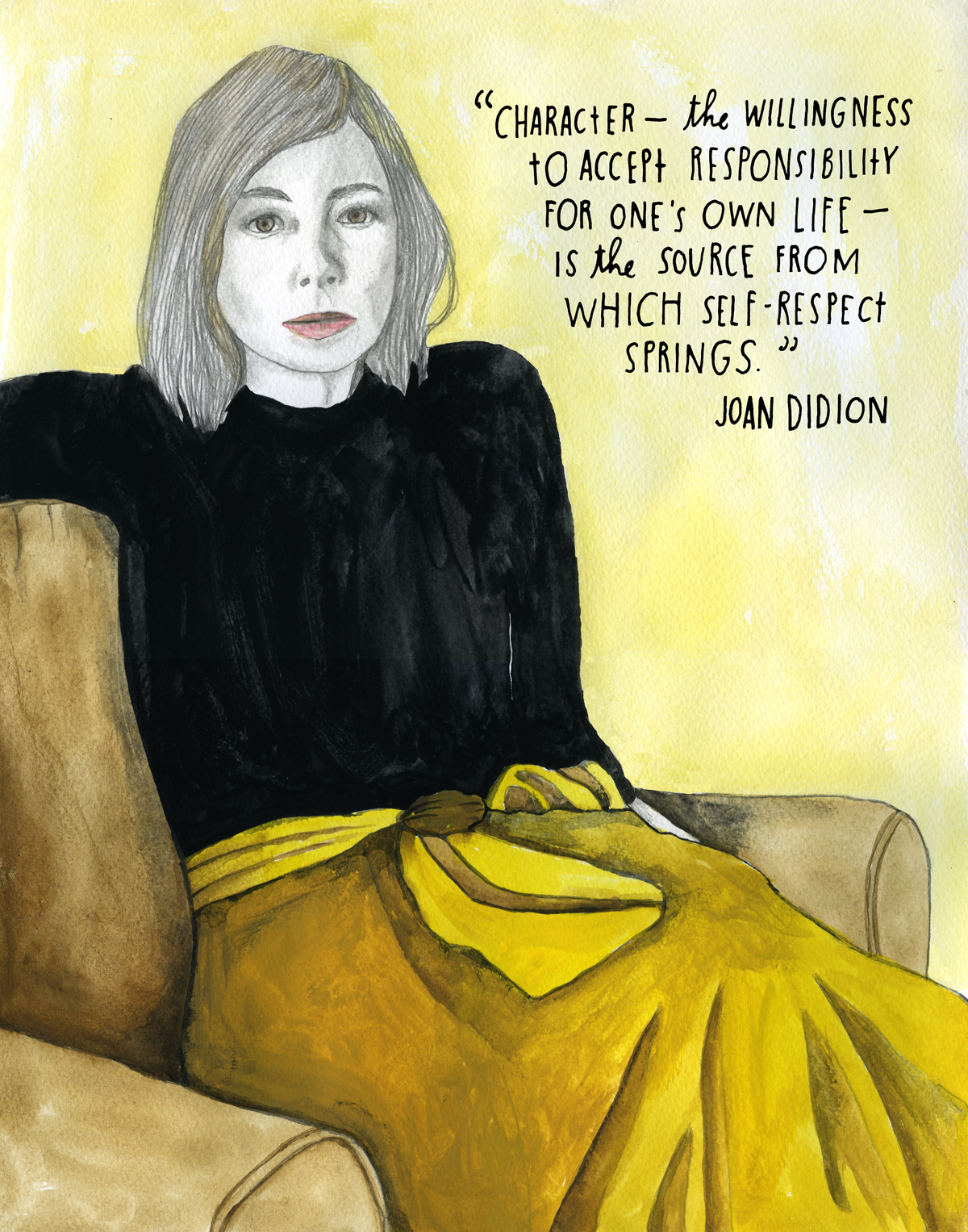 Joan Didion's quote #5