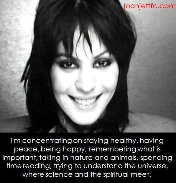 Joan Jett's quote #3