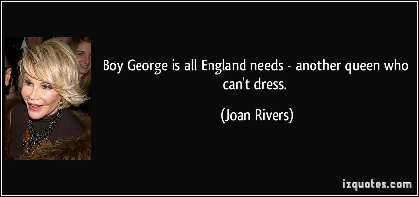 Joan Rivers's quote #6