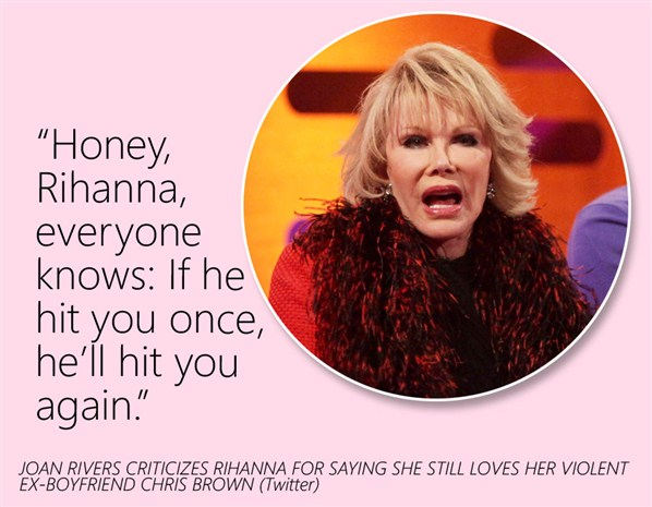Joan Rivers's quote #4