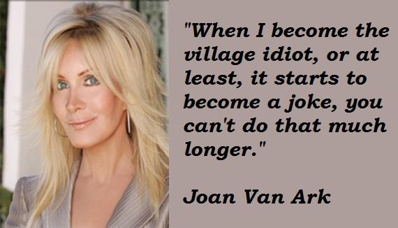 Joan Van Ark's quote #2