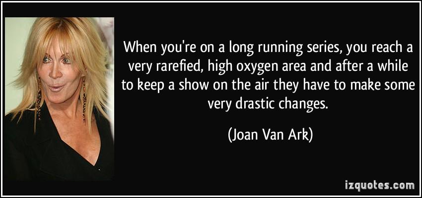 Joan Van Ark's quote #3