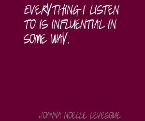Joanna Noelle Levesque's quote #2