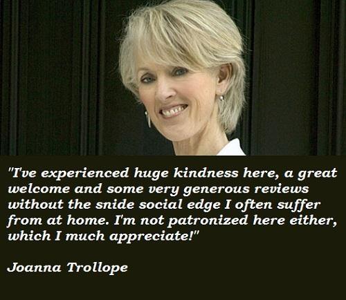 Joanna Trollope's quote #3