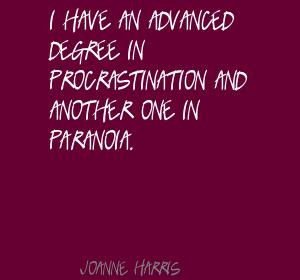 Joanne Harris's quote #5