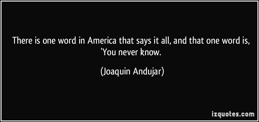 Joaquin Andujar's quote #2