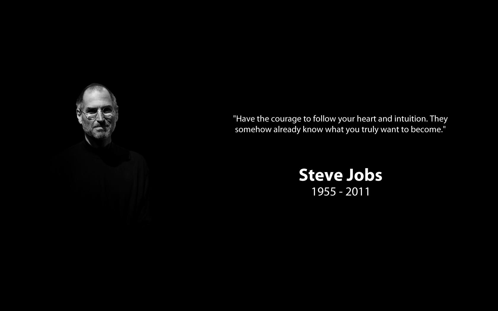 Jobs quote #4