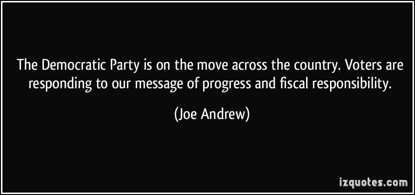 Joe Andrew's quote #2