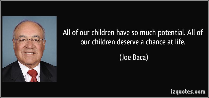 Joe Baca's quote #7