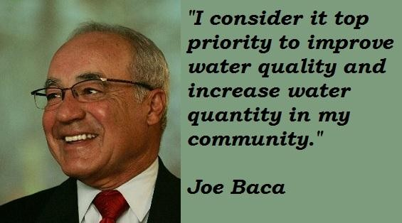 Joe Baca's quote #6
