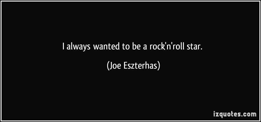 Joe Eszterhas's quote #4