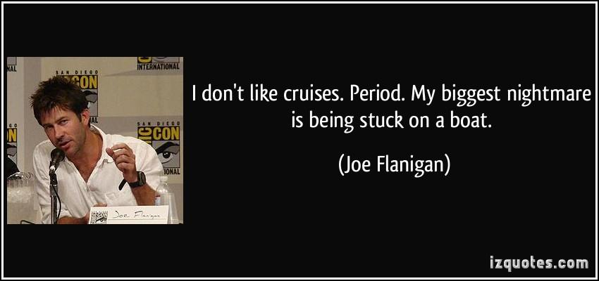 Joe Flanigan's quote #3