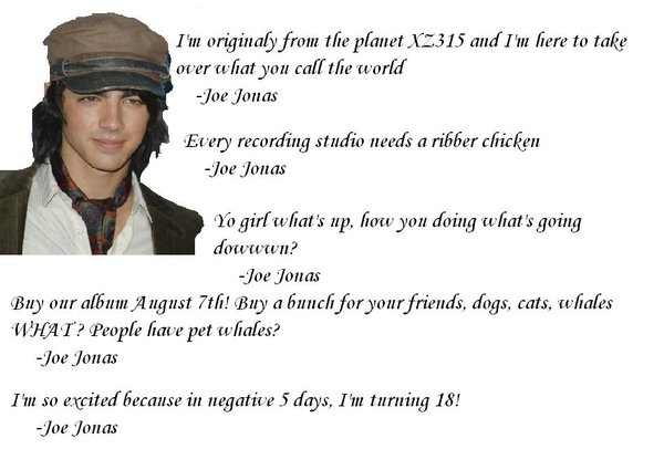 Joe Jonas's quote #3