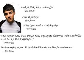Joe Jonas's quote #7