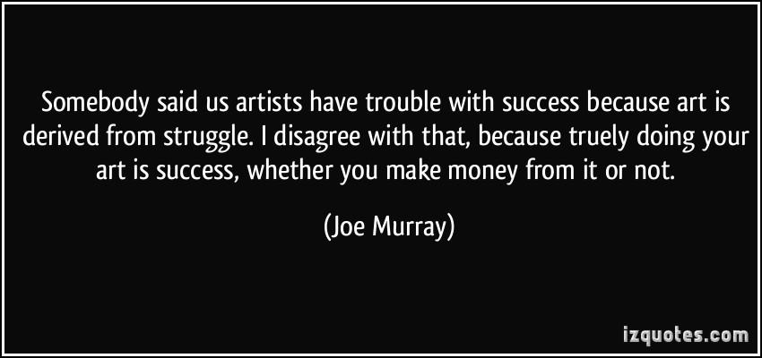 Joe Murray's quote #1