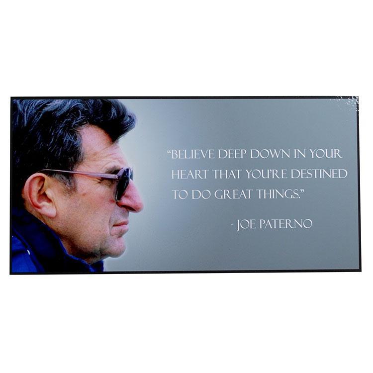 Joe Paterno's quote #3