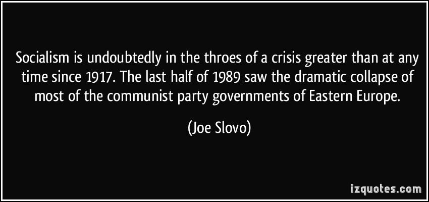 Joe Slovo's quote #1