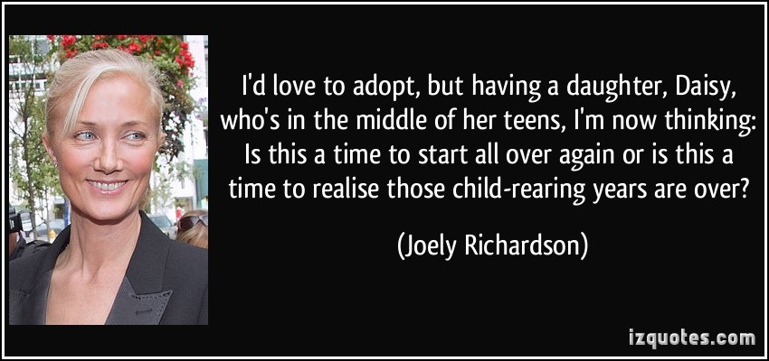Joely Richardson's quote #1
