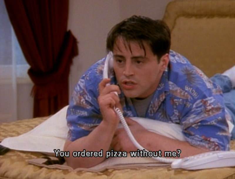 Joey quote #1