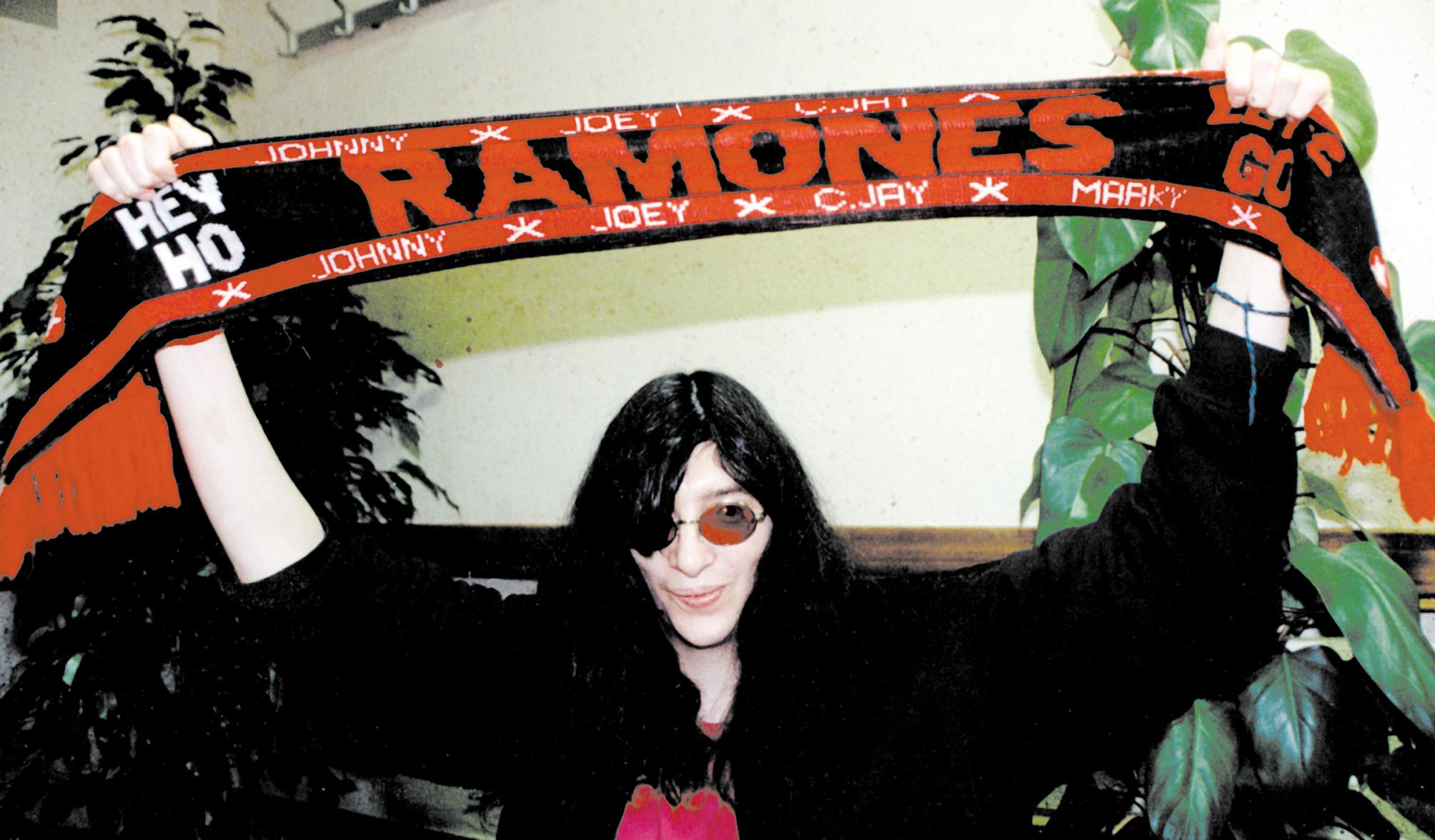 Joey Ramone's quote #3