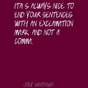 Joey Santiago's quote #1