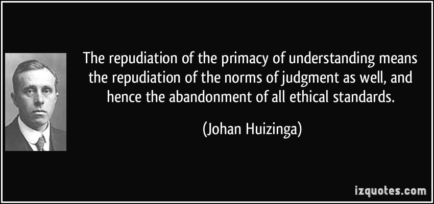 Johan Huizinga's quote #5