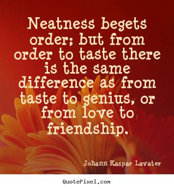 Johann Kaspar Lavater's quote #7