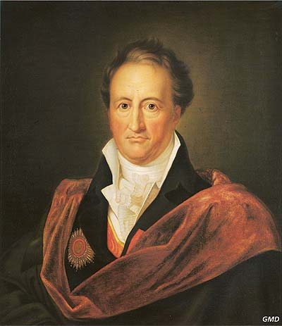 Johann Wolfgang von Goethe's quote #8