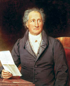 Johann Wolfgang von Goethe's quote #4