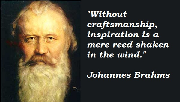 Johannes Brahms's quote #3