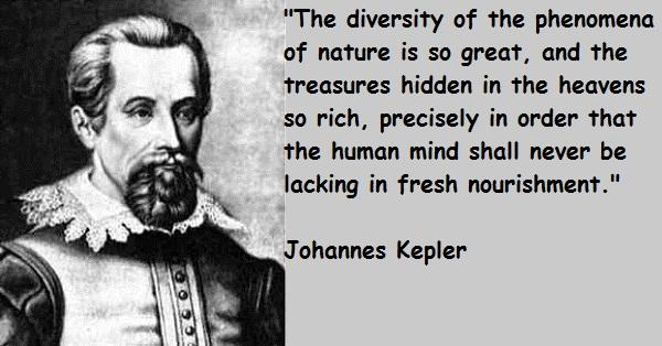 Johannes Kepler's quote #3