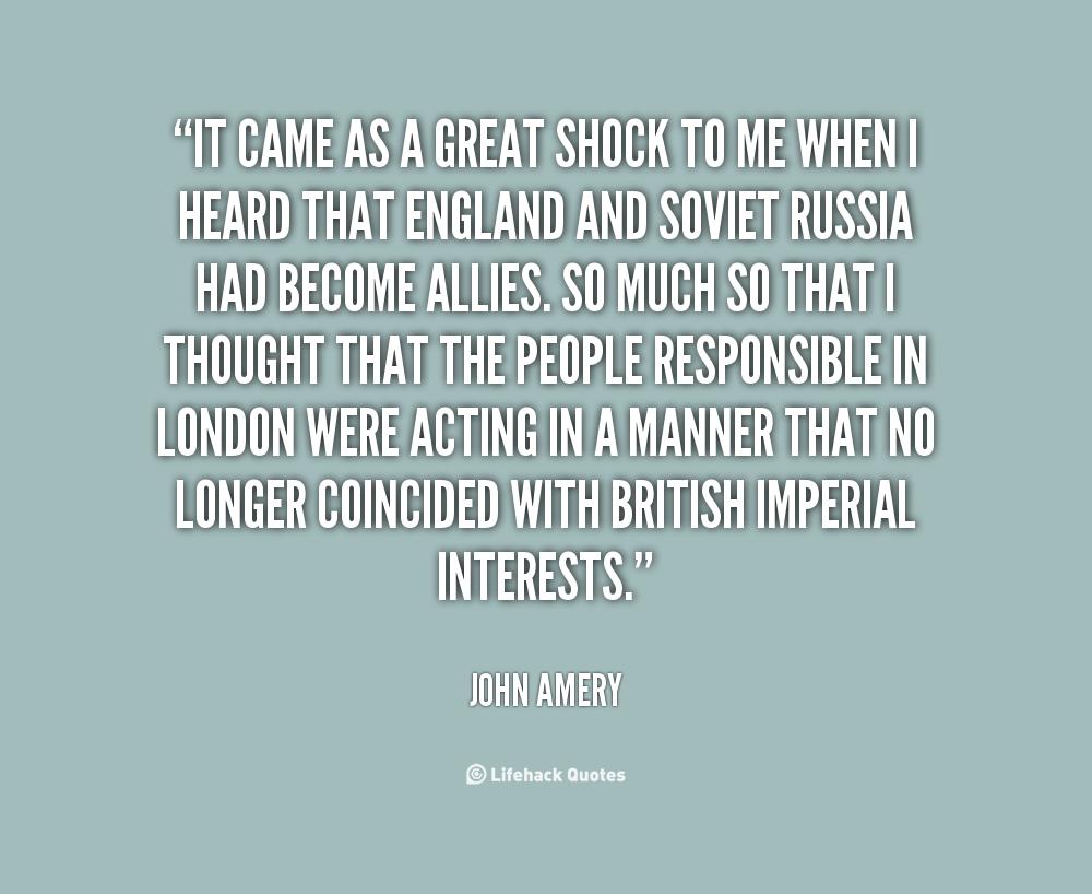John Amery's quote #1
