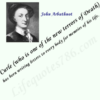 John Arbuthnot's quote #3