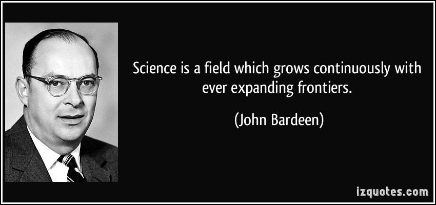 John Bardeen's quote #2