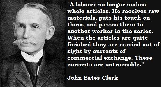 John Bates Clark's quote #1