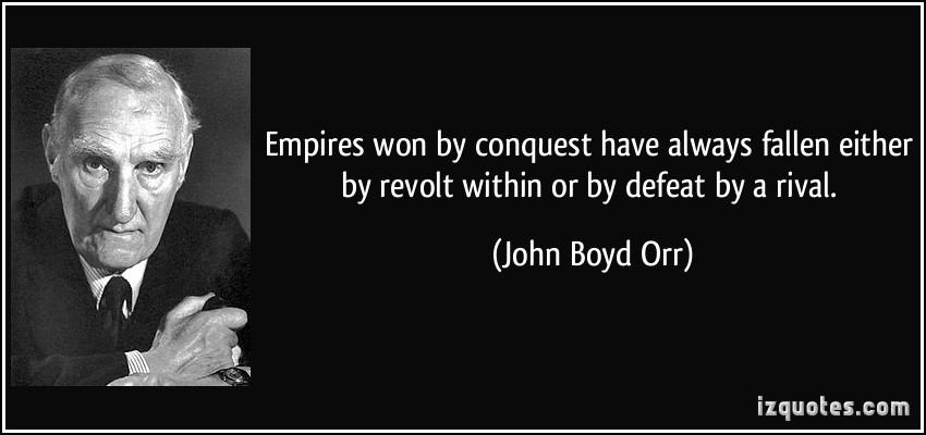 John Boyd Orr's quote #1