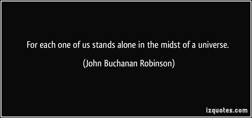John Buchanan Robinson's quote #2