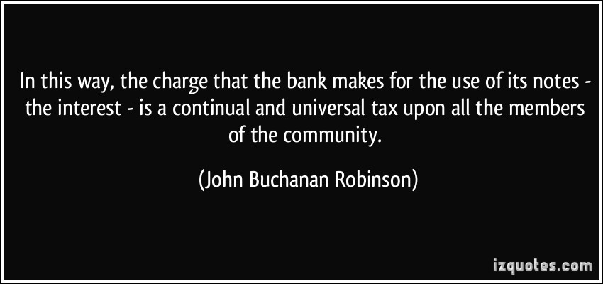 John Buchanan Robinson's quote #3