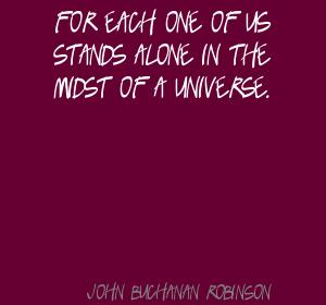 John Buchanan Robinson's quote #6