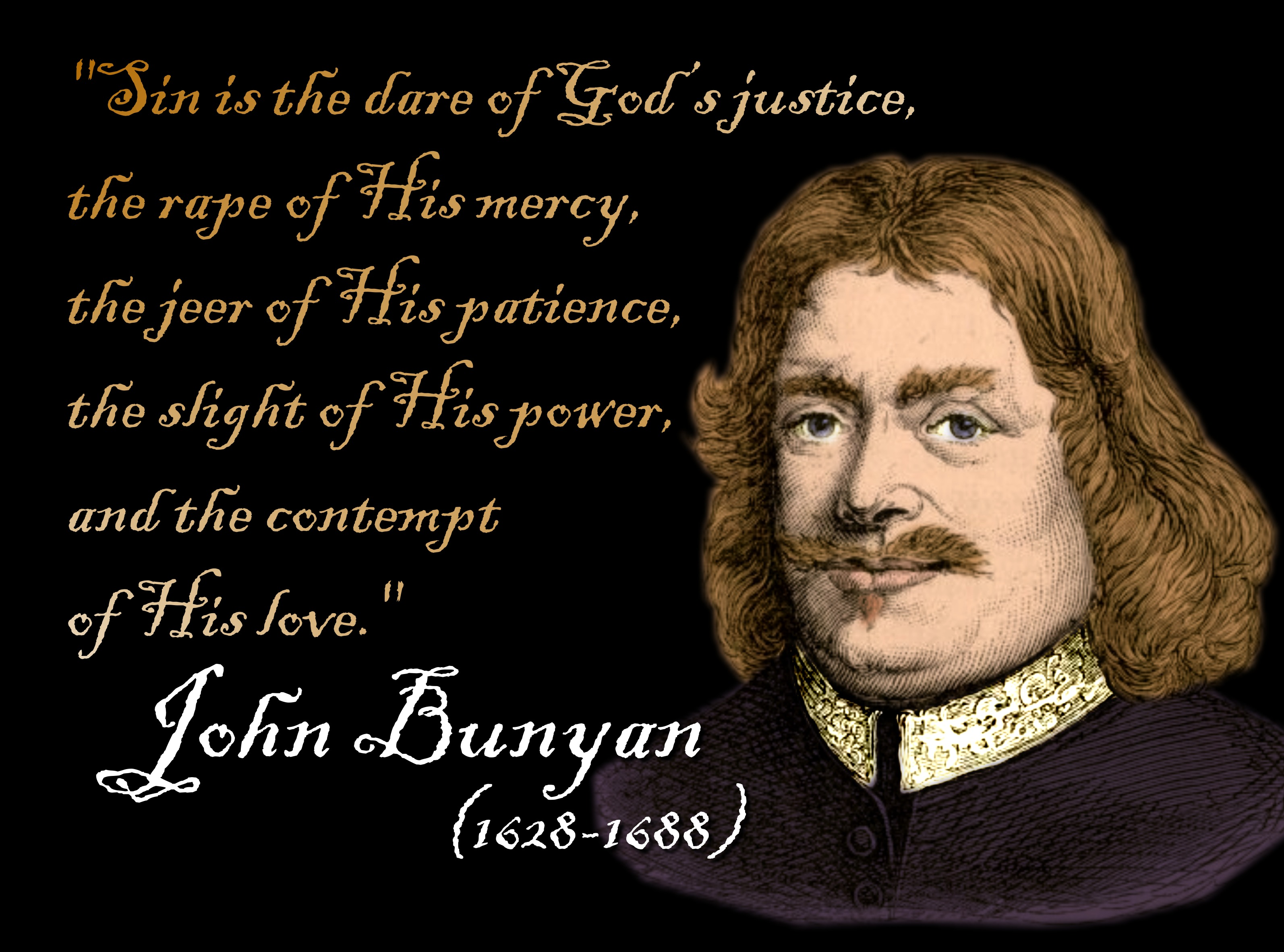 John Bunyan's quote #1